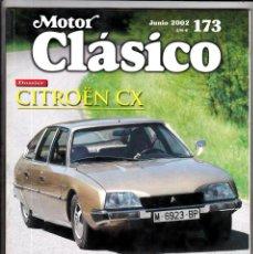 Coches: MOTOR CLASICO Nº 173 CITROEN CX. Lote 214771592