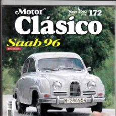 Coches: MOTOR CLASICO Nº 172 SAAD 96. Lote 214771628