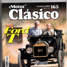 Coches: MOTOR CLASICO Nº 165 FORD T. Lote 214863303