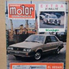 Coches: MOTOR REVISTA 1982. Lote 215704340