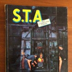 Coches: REVISTA STA NUM. 34, 1957 SOCIEDAD DE TÉCNICOS DE AUTOMOCIÓN. Lote 216888897