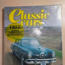 Coches: CLASSIC CARS DECEMBER 1989. Lote 218542636