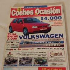 Coches: COCHES DE OCASIÓN Y TRANSPORTE NÚMERO 81/2002. Lote 218838893