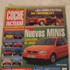 Coches: REVISTA COCHE ACTUAL NÚMERO 470/1997. Lote 218840056