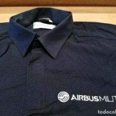 Coches: CAMISA TIPO POLO AIRBUS MILITARY. Lote 218975553