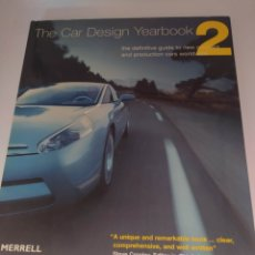 Coches: THE CARS DESIGN YEARBOOK 2. Lote 221254848