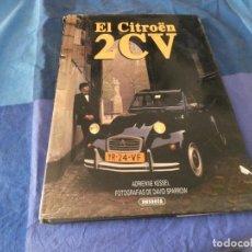 Coches: EL FAMOSO LIBRO EL CITROEN 2CV DE SUSAETA. Lote 221344625
