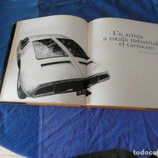 Coches: LIBRO ENORME MUY ILUSTRADO ALEGRIAS DEL AUTOMOVIL DESTINO 1973 CIENTOS DE FOTOS. Lote 221344870
