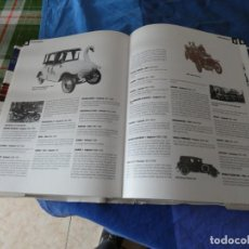 Coches: ENORME LIBRO EN INGLES NEW ILLUSTRATED ENCYCLOPEDIA OF AUTOMOBIES DAVID BURGUESS. Lote 221345022
