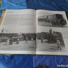 Coches: LIBRO EN INGLES THE PICTORIAL HISTORY OF RAILWAYS JOHN WESTWOOD BISON BOKS 1988. Lote 221345137
