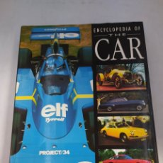 Coches: ENCYCLOPEDIA OF THE CAR. Lote 221667977