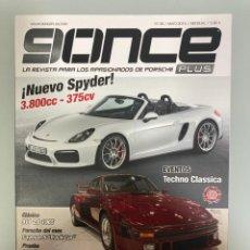 Coches: 9ONCE PLUS 38, PORSCHE,997 CARRERA GTS CABRIO, 911 CARRERA S.7, 911 2.0 EX-SOLER ROIG. Lote 222308130