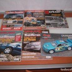 Coches: LOTE REVISTAS DE MOTOR. Lote 230050640