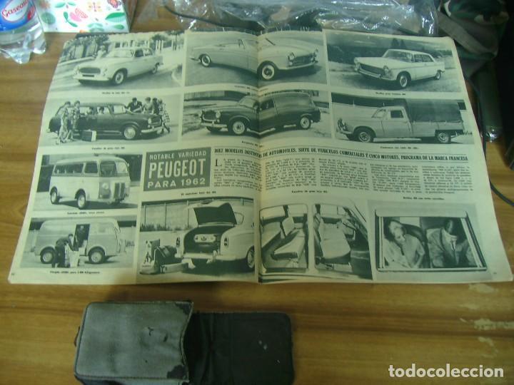 Coches: Velocidad nº 42(Juan Elizalde Ossa,Permanyer Montesa,Motocarro,Fca de Vespa,Land Rover) - Foto 4 - 27619236