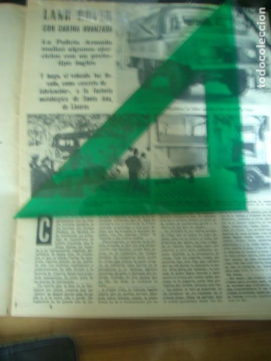 Coches: Velocidad nº 42(Juan Elizalde Ossa,Permanyer Montesa,Motocarro,Fca de Vespa,Land Rover) - Foto 2 - 27619236