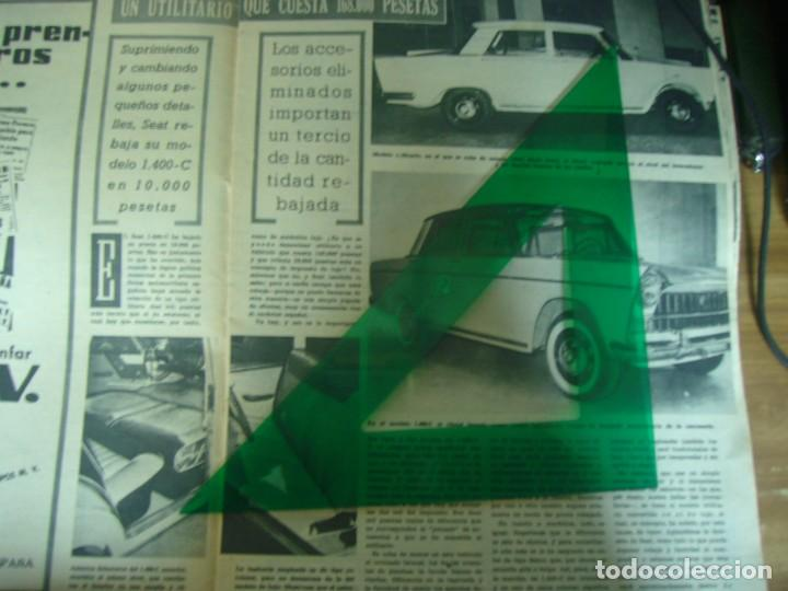 Coches: Velocidad nº 42(Juan Elizalde Ossa,Permanyer Montesa,Motocarro,Fca de Vespa,Land Rover) - Foto 5 - 27619236