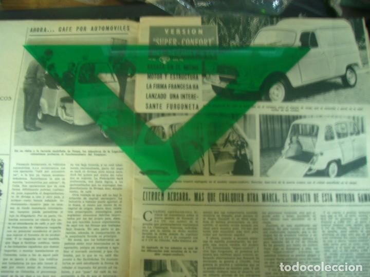 Coches: Velocidad nº 42(Juan Elizalde Ossa,Permanyer Montesa,Motocarro,Fca de Vespa,Land Rover) - Foto 6 - 27619236