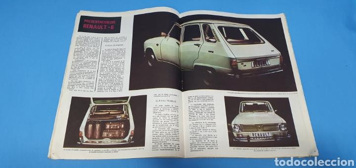 Coches: REVISTA AUTOPISTA - NÚMERO 533 - ABRIL 1969 - Foto 2 - 234813250