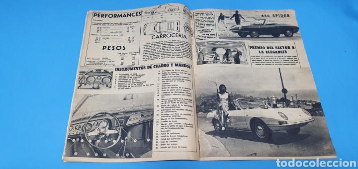 Coches: REVISTA AUTOPISTA - NÚMERO 434 - JUNIO 1967 - Foto 2 - 234814610