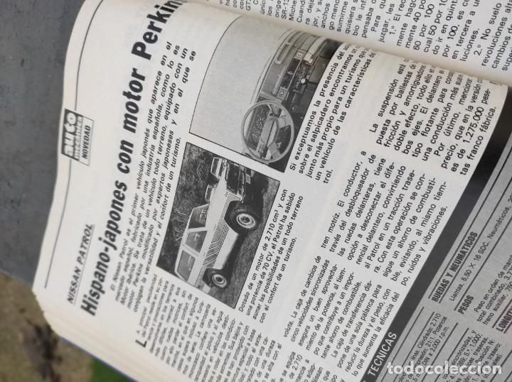 Coches: Revista automecanica 1982-1983 - Foto 3 - 236559930