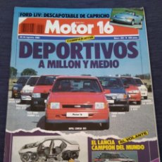 Carros: MOTOR 16. 252. Lote 237991460