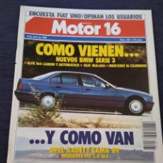 Coches: MOTOR 16. 285. Lote 237992815