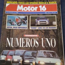 Coches: MOTOR 16. 319. Lote 237996640