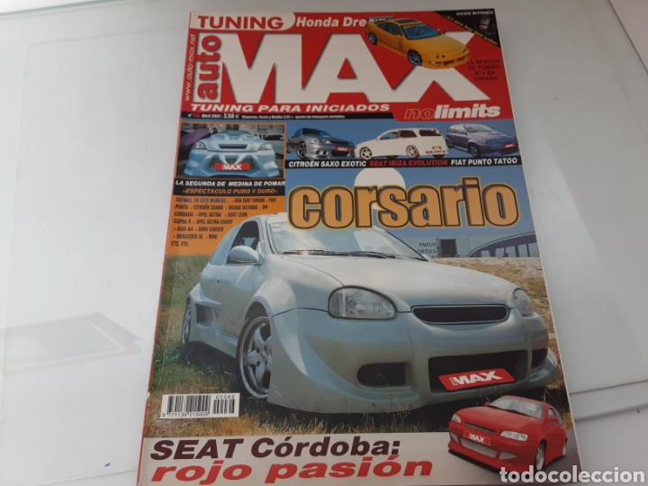 Coches: Lote 4 revistas Tuning - Foto 3 - 242489230