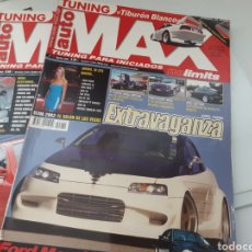 Coches: LOTE 4 REVISTAS TUNING. Lote 242489230