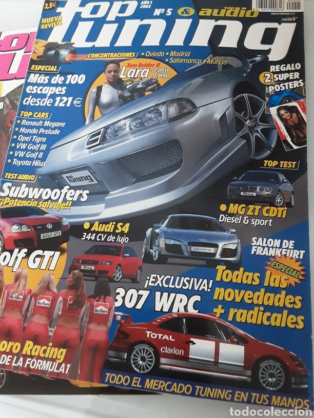 Coches: Lote 4 revistas Top Tuning - Foto 2 - 242948965