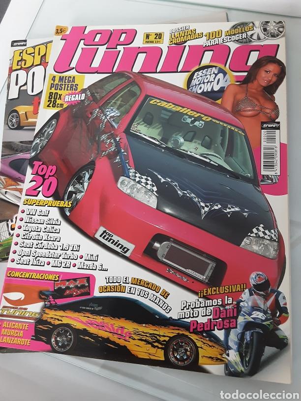 Coches: Lote 4 revistas Top Tuning - Foto 3 - 242948965