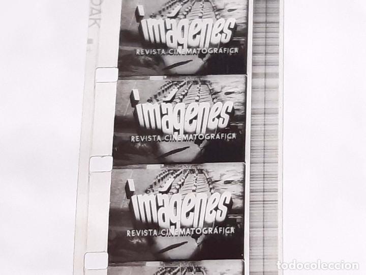 Coches: Película sonora del NODO en 16 mm. Imágenes Nº 412, Escenas de Caza. Con funda de Piel. - Foto 5 - 243856520