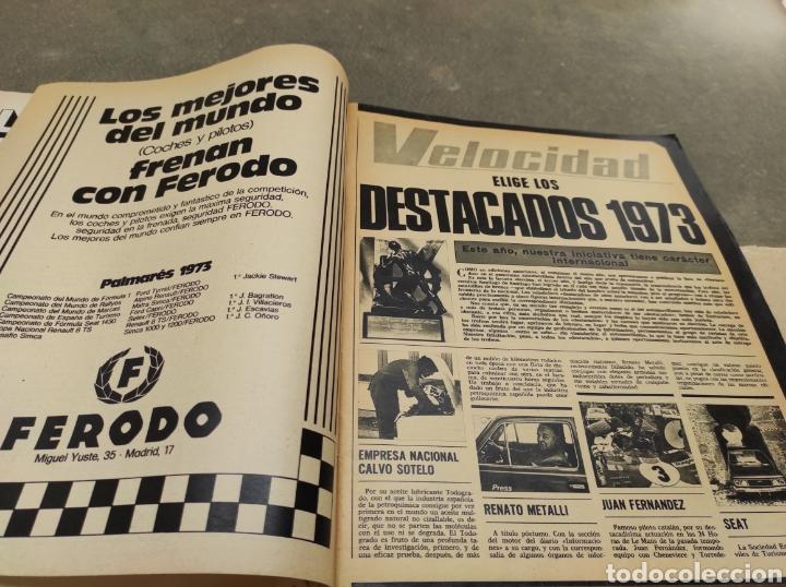Coches: Revista Velocidad Nº643 - 1974 - Especial Prueba de Conducción Seat 127 - - Foto 4 - 245281880