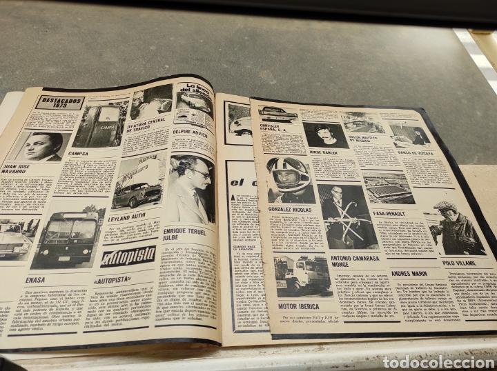 Coches: Revista Velocidad Nº643 - 1974 - Especial Prueba de Conducción Seat 127 - - Foto 5 - 245281880