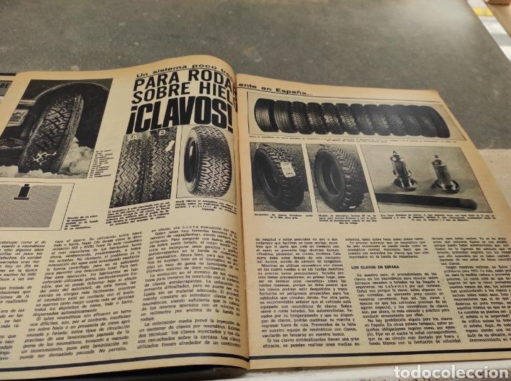 Coches: Revista Velocidad Nº643 - 1974 - Especial Prueba de Conducción Seat 127 - - Foto 7 - 245281880