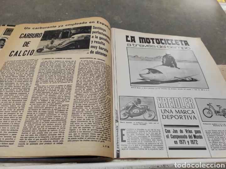 Coches: Revista Velocidad Nº643 - 1974 - Especial Prueba de Conducción Seat 127 - - Foto 8 - 245281880