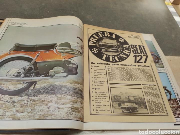 Coches: Revista Velocidad Nº643 - 1974 - Especial Prueba de Conducción Seat 127 - - Foto 9 - 245281880