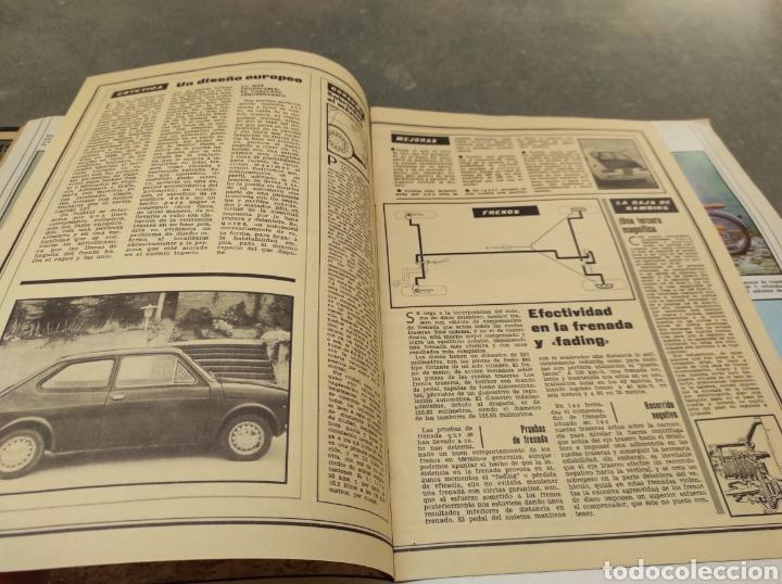 Coches: Revista Velocidad Nº643 - 1974 - Especial Prueba de Conducción Seat 127 - - Foto 11 - 245281880