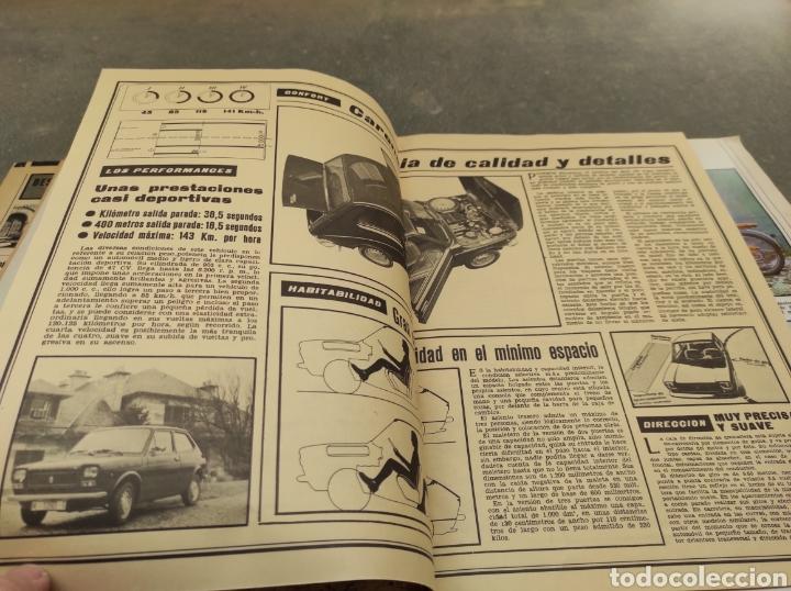 Coches: Revista Velocidad Nº643 - 1974 - Especial Prueba de Conducción Seat 127 - - Foto 12 - 245281880