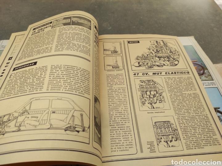 Coches: Revista Velocidad Nº643 - 1974 - Especial Prueba de Conducción Seat 127 - - Foto 13 - 245281880