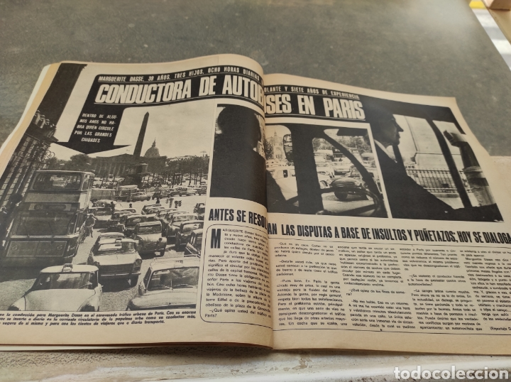 Coches: Revista Velocidad Nº458 - 1970 - Muerte Santiago Herrero - 24 Horas Le Mans - Jarama - Publi Sava - - Foto 7 - 245286455