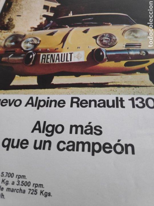 Coches: NT VELOCIDAD 501 1971 TODO SOBRE EL SEAT 127 CORNICHE VIASA JEEP COMMANDO ALFA ROMEO RENAULT ALPINE - Foto 2 - 245380475