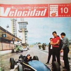 Coches: VELOCIDAD Nº 435 (10 DE ENERO DE 1970) -. Lote 245477415