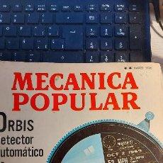 Coches: REVISTA MECANICA POPULAR MARZO 1970. Lote 246891905