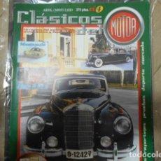 """Carros: REVISTA CLÁSICOS DEL MOTOR Nº 04 ABRIL / MAYO 2000 , MERCEDES BENZ 300 """" ADENAUER """". Lote 203921173"""