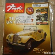 """Coches: REVISTA AUTO FOTO Nº 106 JUNIO 2005 """" MAGAZINE CLÁSICOS Y POPULARES """" LA REVISTA DE. Lote 203925973"""