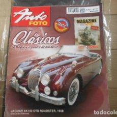 """Coches: REVISTA AUTO FOTO Nº 151 MARZO 2009 """" MAGAZINE CLÁSICOS Y POPULARES """" """" LA REVISTA DE LOS AFICIONAD. Lote 203927618"""