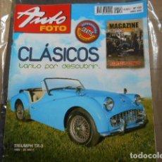 """Coches: REVISTA AUTO FOTO Nº 152 ABRIL 2009 """" MAGAZINE CLÁSICOS Y POPULARES """" """" LA REVISTA DE LOS AFICIONA. Lote 203927878"""
