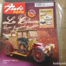 """Coches: REVISTA AUTO FOTO Nº 157 SEPTIEMBRE 2009 """" MAGAZINE CLÁSICOS Y POPULARES """" """" LA REVISTA DE LOS AF. Lote 203928323"""