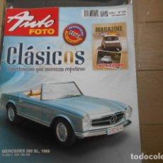 """Coches: REVISTA AUTO FOTO Nº 158 OCTUBRE 2009"""" MAGAZINE CLÁSICOS Y POPULARES """" """" LA REVISTA DE LOS AFICIONA. Lote 203928417"""